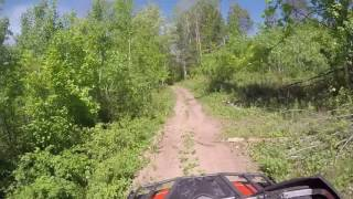 Mississippi Northwoods ATV Trail