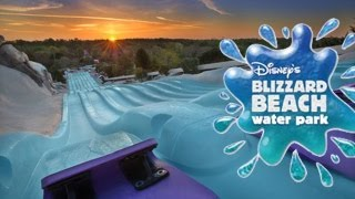 Disney's Blizzard Beach Vlog! (Walt Disney World)