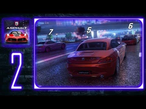 Asphalt 9: Legends - Gameplay Walkthrough Part 2 (PC,iOS, Android)