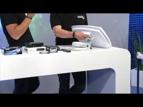 Sat-TV-Starterset für einen Benutzer (Single-LNB)