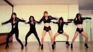 BEYONCE RUN THE WORLD GIRLS WAVEYA Korea dance group COVER DANCE 1