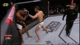 HL Rashid Magomedov vs Gilbert Berns by KYL