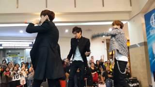 [06092015] HIGH4 ft. IU - Not Spring, Love, or Cherry Blossoms (Hartamas Shopping Centre, Malaysia)