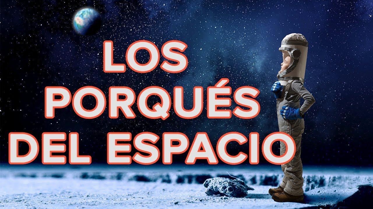 Los porqués del espacio | Todas las preguntas de los niños sobre el Universo ⭐
