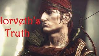 Dark side of the Witcher 3 - Iorveth