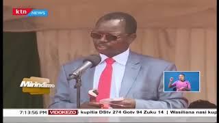Mbunge Aisha Jumwa amtatiza Edwin Sifuna, Gavana Lonyangapuo apata kigugumizi | MIRINDIMO
