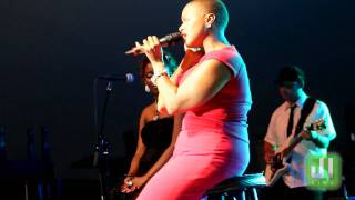 "Chrisette Michele ""I Don't Know Why, But I Do"" - Richmond Jazz Festival 2011"
