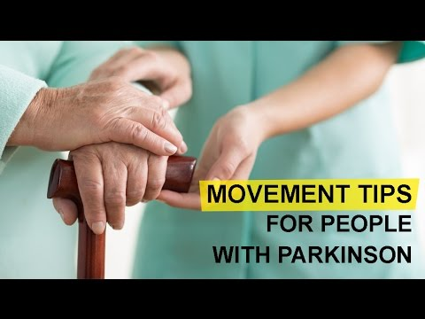 Movement Tips for People with Parkinson Disease