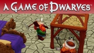 Видео A Game of Dwarves: Star Dwarves