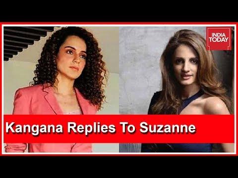 Stand United & Fight Those Who Harass Women : Kangana Replies To Suzanne Khan & Richa Dubey