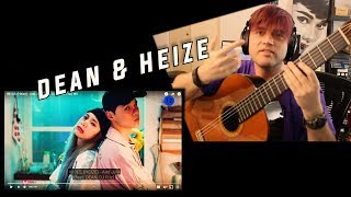 Guitarist Reacts To  Heize   And July (Feat. DEAN, DJ Friz) MV  헤이즈  Musician Reaction