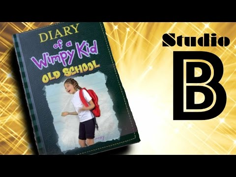Diary of a Wimpy kid Old School – book 10 – Review