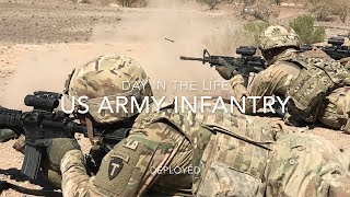What Its Like To Be In The US Infantry | Deployed