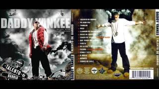 Daddy Yankee - Talento De Barrio (Cd Completo)