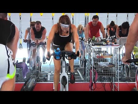 FREE Online Spin® Class - 28 Minute Calorie Crusher with Cat Kom mp3 yukle - MAHNI.BIZ
