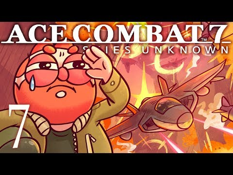 First Contact | Ace Combat 7: Skies Unknown | Mission 7