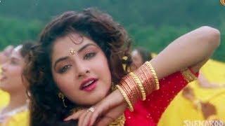 Teri Mohabbat Ne Dil Mein (((Jhankar))) HD, Rang (1993) Alka Yagnik, Kumar Sanu