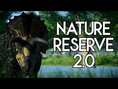 Jurassic World Evolution Nature Reserve 2.0