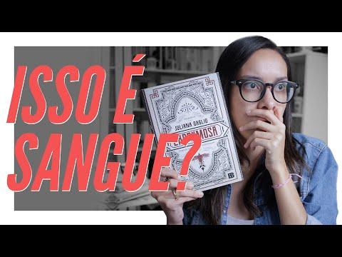 VLOG DE LEITURA: Senti o sangue em LACRYMOSA, de Juliana Daglio ?// Barbara Sá
