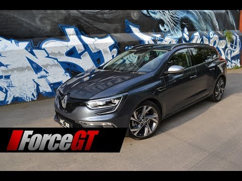 2018 Renault Megane Wagon - Virtual Tour