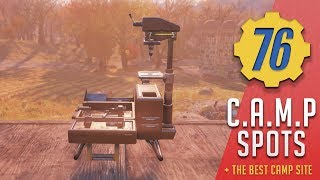 Best Settlement Locations - Forest | Fallout 76