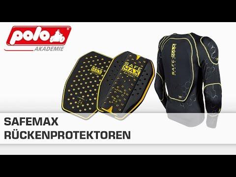 SafeMax Rückenprotektoren