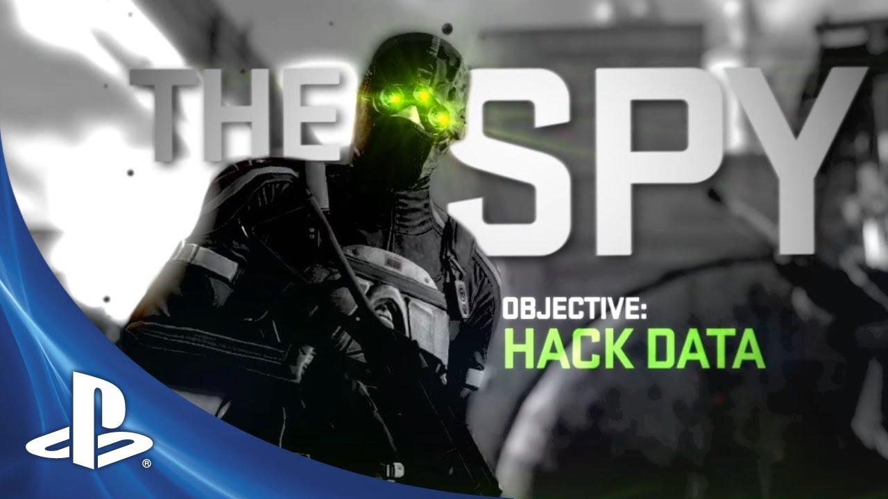 Splinter Cell Blacklist: Modo Spies vs Mercs Detalhado