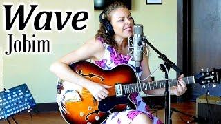 Wave By Antonio Carlos Jobim | Live Jazz Guitar Duo, Corrina Rachel, Austin Jazz Singer, Bossa Nova