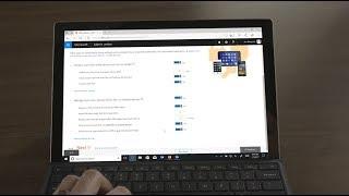 Microsoft 365 Business First Run Experience