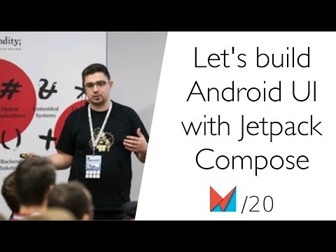 Let's build Android UI with Jetpack Compose by Alex Zhukovich, Takeaway.com EN