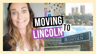 Moving to Lincoln University!! | ohhitsonlyalice