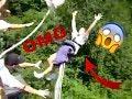 La pire blague à faire pour un saut à l'élastique