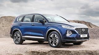 Hyundai Santa Fe 2019 Car Review