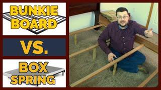 Do I need a Box Spring? - Bunkie Board vs Box Spring