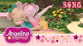 Angelina Ballerina - Friendship Is Forever (SONG)