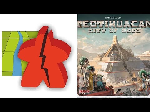 The Broken Meeple - Teotihuacan: City of Gods Review