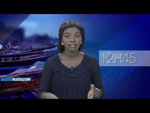 ITV: NJOLLOOR JOURNAL 12H 45 DU 05 DECEMBRE