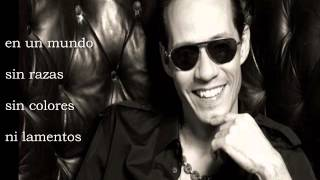 La India Y Marc Anthony  Vivir Lo Nuestro (letra)