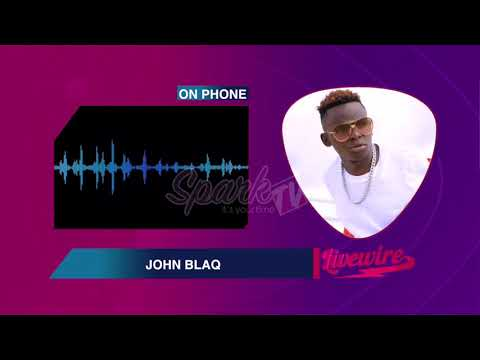 John Blaq drags his managers to court