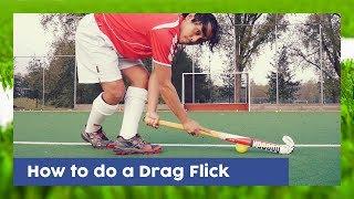 Drag Flick Tutorial - Field Hockey Technique | HockeyheroesTV