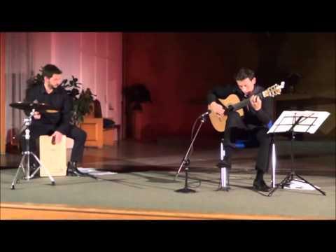 Libertango By A. Piazzolla (arr. A. Moutsioulis)