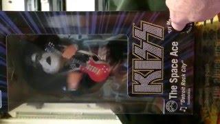 KISS Ace Frehley Soundalike Doll