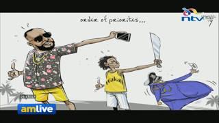 Face behind the terror gangs of Mombasa: Wakali Wao, Wakali Kwanza || Am Live