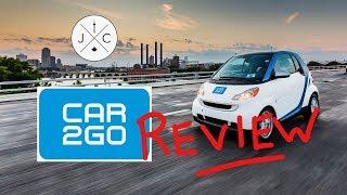 How Does Car2Go Work? Car2Go Review - J&C Toronto