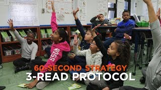 60-Second Strategy: 3-Read Protocol