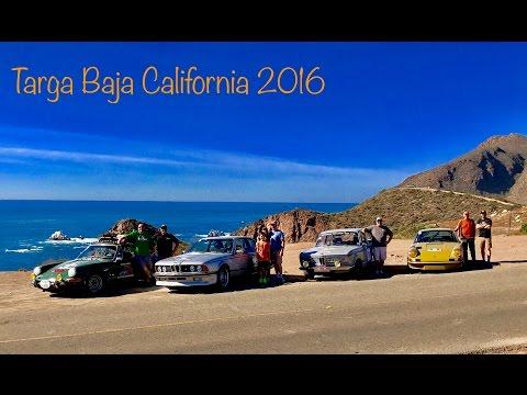 TARGA BAJA CALIFORNIA 2016