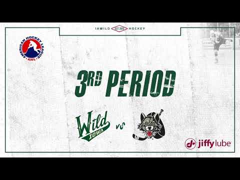 Wolves vs. Wild | Dec. 5, 2018