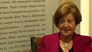 9.tv - Dr. Bagdy Emőke Előadása József Attiláról - Kultnegyed