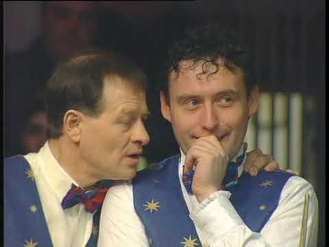 Jimmy White & Alex Higgins vs Bobby Hunter & Mike Massey | 1995 Mosconi Cup