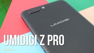 UMIDIGI Z Pro, review análisis en español
